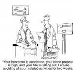 Divorce Humor Cartoon