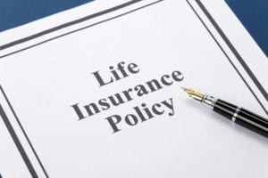 Life insurance policy. Divorce and life insurance