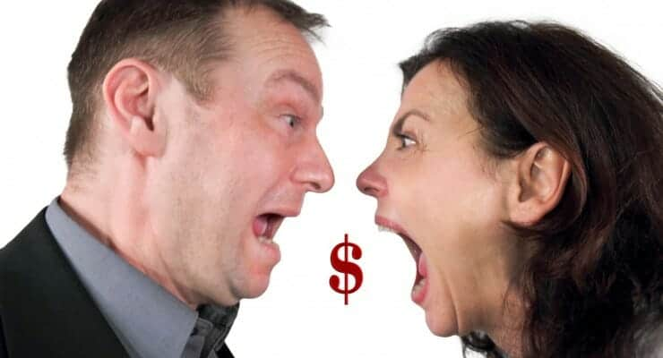 How to Keep the Cost of Divorce Low When Your Spouse Wants to Fight